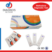 Hotsale!Diagnostic (MTD) methadone rapid drug test/DOA urine drug test kits made in China/factory made