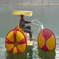 Amusement water adult electric tricycle for sale(M-014)
