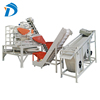 Best selling automatic almond nuts cracker machine