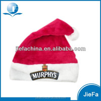 Christmas Supplies Decorated Santa Hat