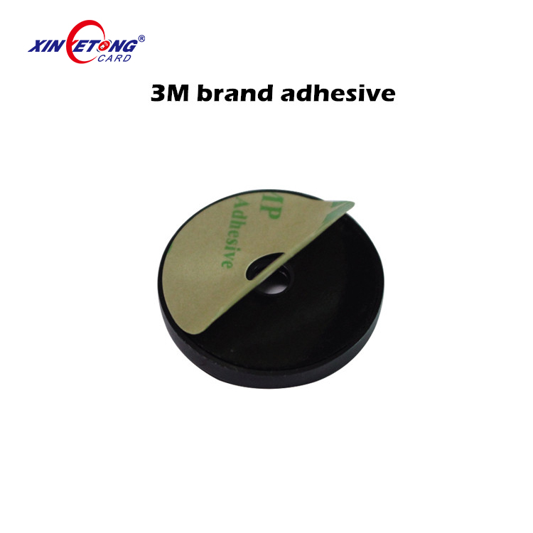 Waterproof ISO7815 125khz Anti-metal PVC RFID Disc Tag