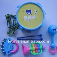 Plastic Musical Instrument Toy Set Included