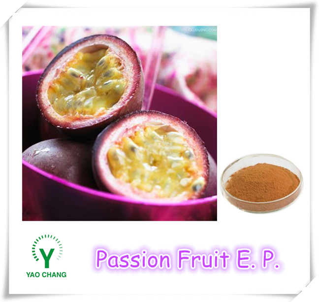 Low Price Organic Passion Fruit Extract Powder 4%Flavones