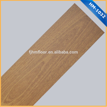 HM-1032 click lock laminated <strong>pvc</strong> flooring for home