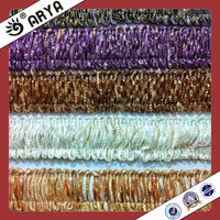 Adhesive Curtain Fringe French Lace Trims