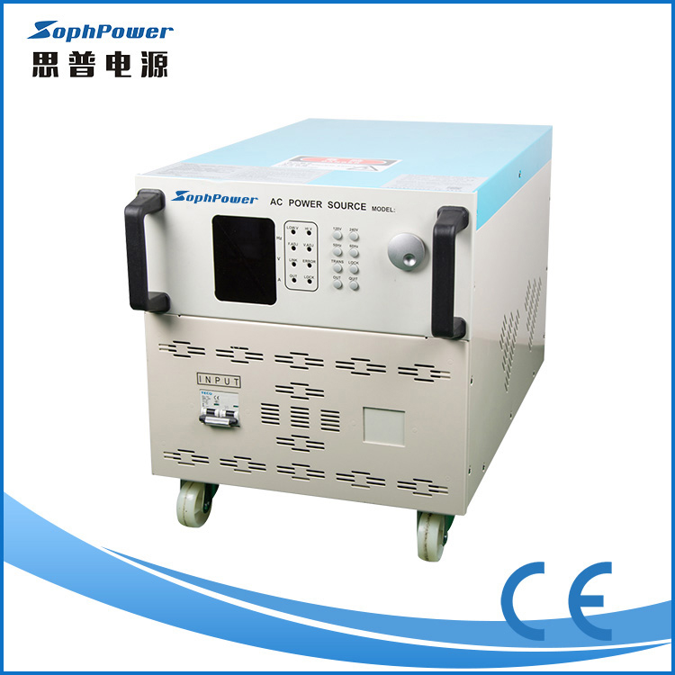 10KVA 400 hz aircraft market leader ac power source
