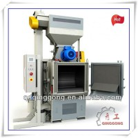 Automatic Tumble Belt Type Shot Blasting Machine/Shot Peening Equipment