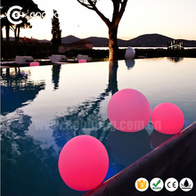 Color changing floating pool decorations led light solar ball led magic ball light led Christmas ball