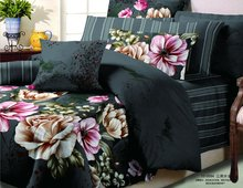 bed sheets and cushion covers