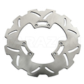 Motorcycle Front Stainless Steel Solid Brake Disc Rotor For CRF 450R