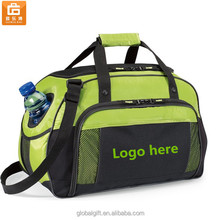 Ultimate Team Holdall Travel Gym 600D Polyester Sports Duffle Bag With Bottle Pouch
