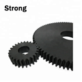 Custom-built plastic tooth gear wheel with high quality