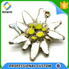 Fashionable Custom Flower Lapel Pin Manufacturers
