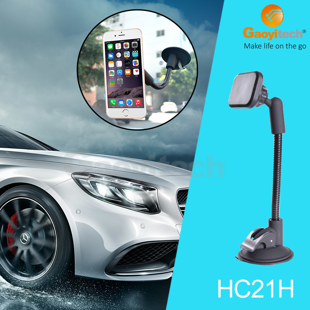 Factory price magnetic car phone holder car mount cell phone stand holder(HC21H)