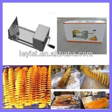 multi-functional twist potato spiral cutter machine for sale