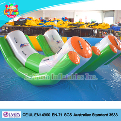 2016 inflatable banana boat for sale, water park tube,banana boat price,banana boat agua inflable