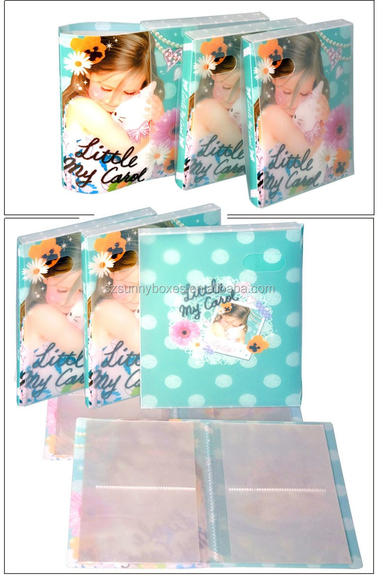 5R Plastic Fancy Photo Album With Hard Plastic Sleeve