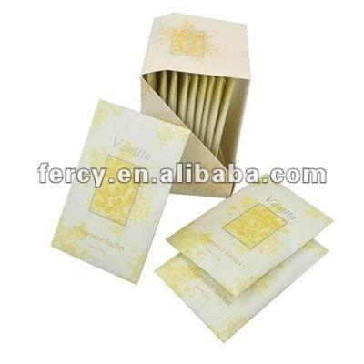Display Packing Fragrance Sachet