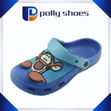 cute high quality baby eva shoes for boy garden clogs