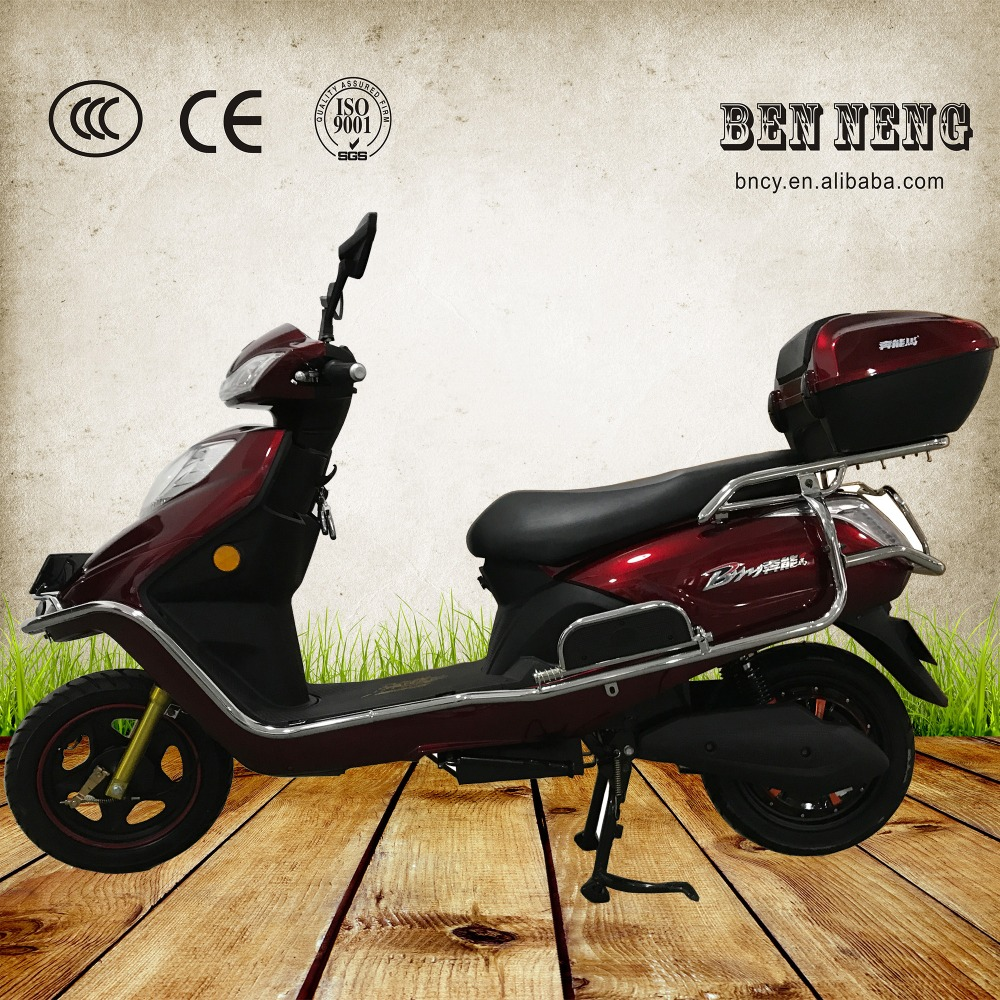 Benneng Vehicle 1000W electric motor fast electric motorcycle