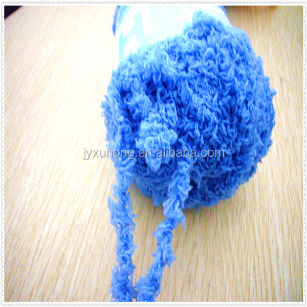 full polyester microfiber yarn for knitting