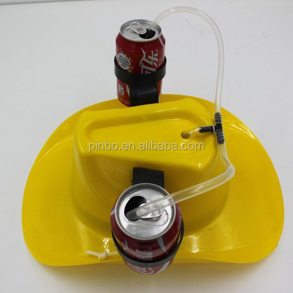 Hot Sell Beer Can Helmet