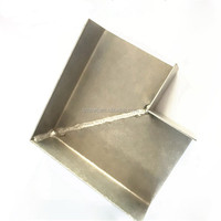 Hardware Punched Sheet Metal Welding Fabrication