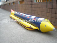 8-seat PVC Inflatable Banana Boat for Sale