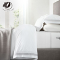 New Design Jacquard Line Pure Cotton Custom Colors Full Hotel Linen Bedding Set