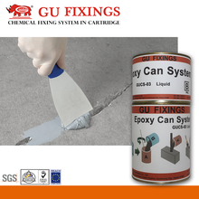 epoxy resin concrete pouring adhesive sealants for repair building constrution