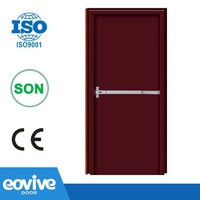 We have BS certifacte for fireproof wooden door