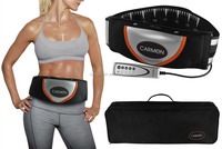 Vibro Slimming Shape Toning Vibration Belt Tummy Body Massage Massager