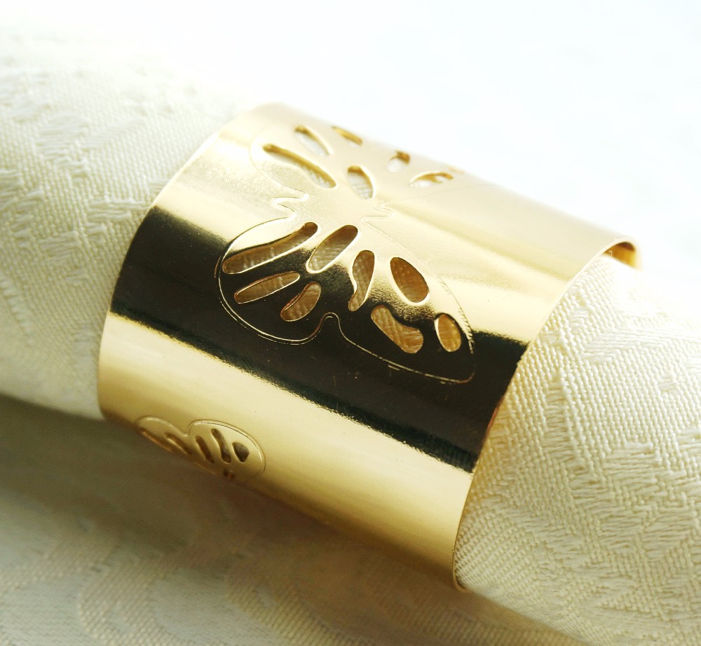 2016 wholesale napkin ring for wedding