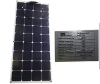 80W Thin Film Sunpower Solar Panel