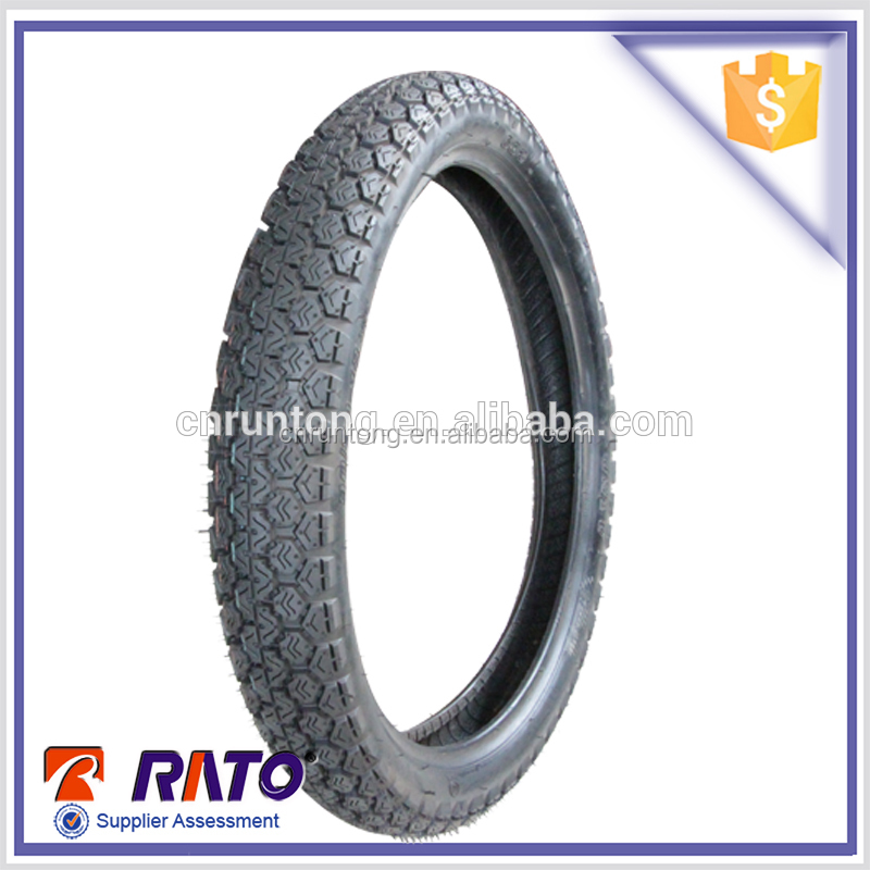 Professional wholesale motorcycle 18 inch outer tyre factory