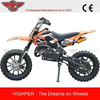 Chinese new 49cc gas powered mini dirt bike for sale (DB701)