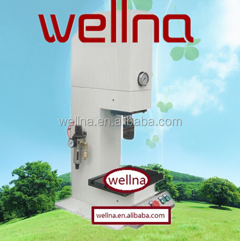high quality Wellna WNADHC-3T reviting metal press machine