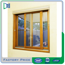 China factory seller aluminum sliding shed window For Balcony Balustrade Infill
