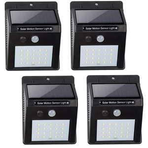 Outdoor Waterproof Heatproof Security Wall Mounted LED Solar Light