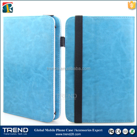 china supplier universal wallet flip pu leather case for tablet