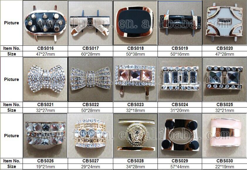 rhinestone metal shoe accessories C2.jpg