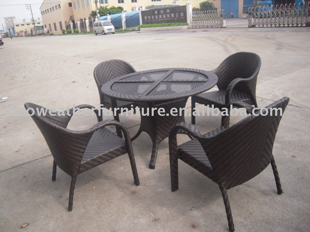 leisure rattan furniture