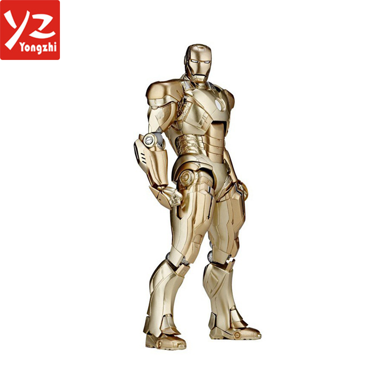 Customized movie character super hero pvc action figure toy