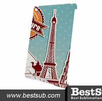BestSub White Plastic 3D Sublimation Case for iPad Air 2 Cover