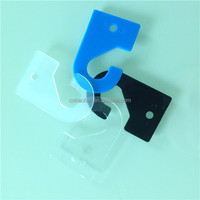 small plastic hanger hook for socks,gloves,mittens