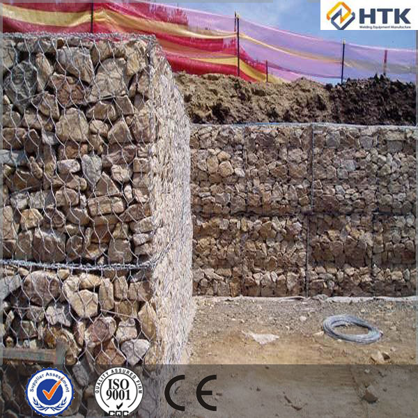 Professional Manufacturer Stone cage wall