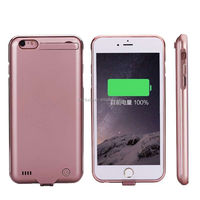 2016 Manufactory wholesale samrt power banks case for iphone6 and iphone6s plus battery back for iphone6splus5.5inch