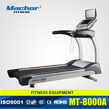 2014 hot commercial treadmill for club, hotel MT-8000A