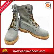 Women designer safety boots work shoes steel toe