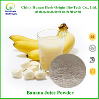 Natural instant fruit juice powder, Instant banana juice powder, banana juice powder